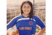 May 2018 Player of the Month - Juliana Siderakis Herrera