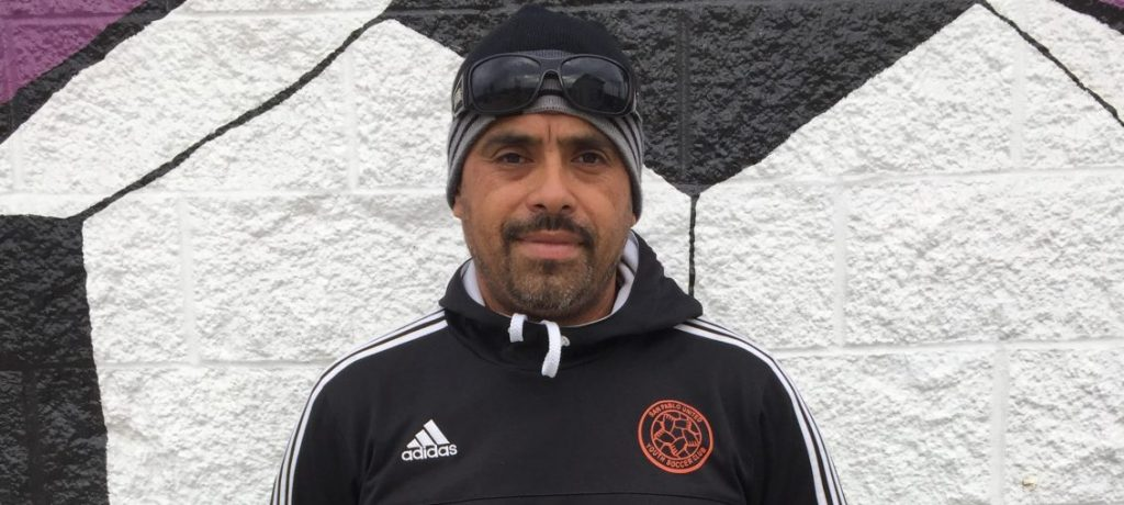 July 2017 Coach of the Month – Joel Martinez