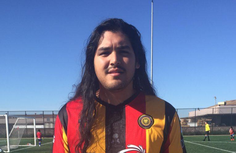1st Quarter 2018 Player Spotlight - Marcos Manuel Floriano